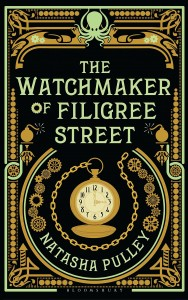 The Watchermaker of Filigree Street