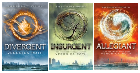Books by Veronica Roth